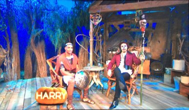 Harry Halloween: Voodoo on the Bayou
