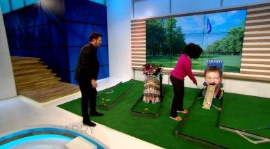 Harry mini golf