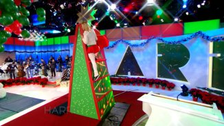 Holiday American Ninja Warrior at Harry